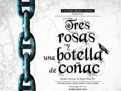 cartel tres rosas producciones